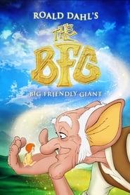 Poster The BFG 1989