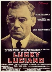 Lucky Luciano Poster