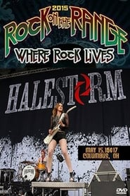 Halestorm - Rock on the Range Festival 2015 2015