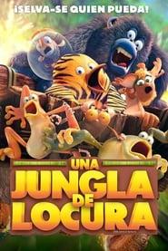 Una Jungla de Locura. La panda de la selva [2017][Mega][Latino][1 Link][1080p]