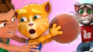Talking Tom and Friends Season 4 Episode 24 : Basketball Hero