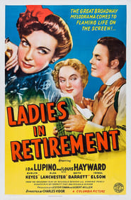 Ladies in Retirement Poster