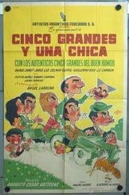 Cinco grandes y una chica (1950)