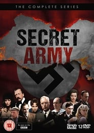 Poster Secret Army 1979