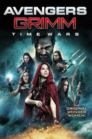 Poster Avengers Grimm: Time Wars 2018