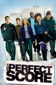 Poster The Perfect Score 2004