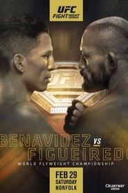 UFC Fight Night 169 – Benavidez vs. Figueiredo