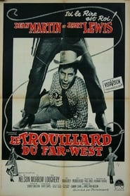 Le trouillard du far-west