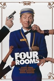 Poster Four Rooms 1995