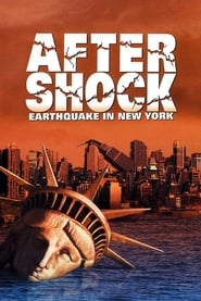 Poster Aftershock: Earthquake in New York 1999