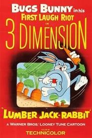 Poster Lumber Jack-Rabbit 1954