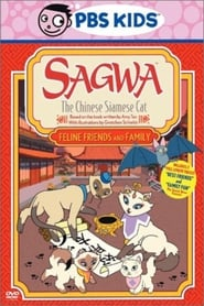 Sagwa, the Chinese Siamese Cat: Feline, Friends and Family