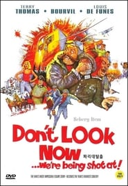 Don't Look Now: We're Being Shot At poster