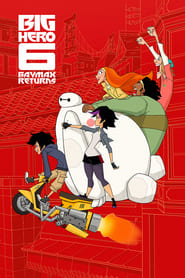 Big Hero 6: Baymax Returns