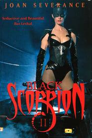 Poster Black Scorpion II: Aftershock 1997