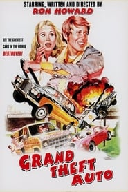 Poster for Grand Theft Auto