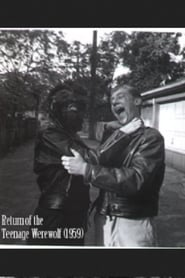 Return of the Teenage Werewolf 1959