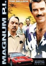 Magnum, P.I. - Season 6 poster