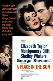 Poster A Place in the Sun 1951