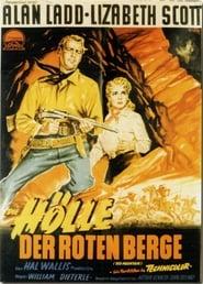 Die Hölle der roten Berge 1951