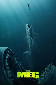 The Meg Official Movie Poster