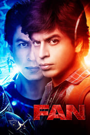 Fan 2016 Hindi Movie BluRay 300mb 480p 1.2GB 720p 4GB 11GB 14GB 1080p