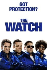 Poster The Watch 2012