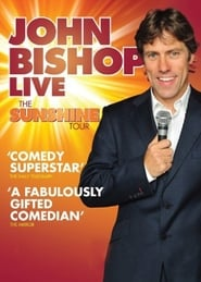 Poster John Bishop Live: The Sunshine Tour 2011