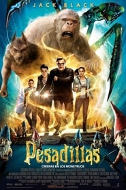Pesadillas (2015)  FULL HD LATINO