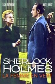 Regarder Sherlock Holmes et la femme en vert
