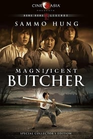 Poster The Magnificent Butcher 1979