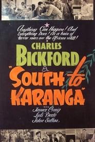 South to Karanga