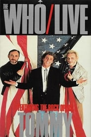 The Who Live, Featuring the Rock Opera Tommy 1989