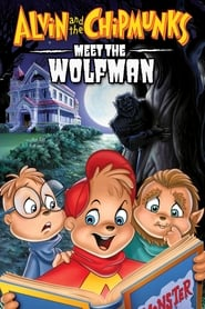 Poster Alvin and the Chipmunks Meet the Wolfman 2000
