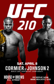 UFC 210: Cormier vs. Johnson 2 - Prelims 2017