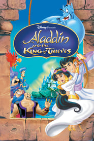 Poster for Aladdin and the King of Thieves