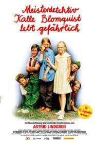 Meisterdetektiv Kalle Blomquist lebt gefährlich (1996)