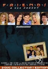 Friends: A XXX Parody Poster