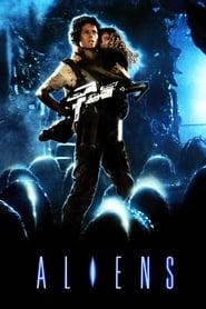 Poster Aliens 1986