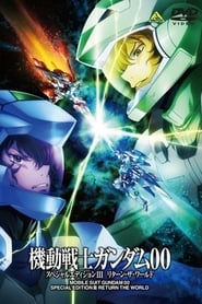 Poster Mobile Suit Gundam 00 Special Edition III: Return The World 2010
