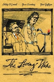 Poster for The Living Wake