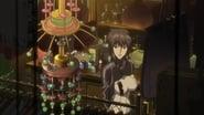 IN:  Kusanagi's Labyrinth; affection