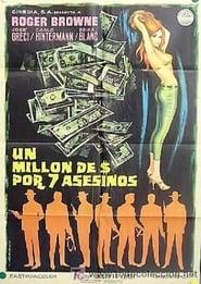 Un millón de dólares por siete asesinos 1966