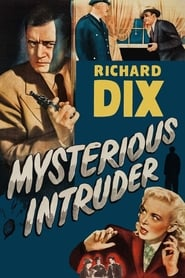 Mysterious Intruder 1946