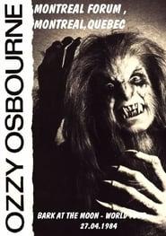 Ozzy Osbourne: [1984] Montreal, Canada