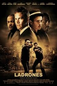 El escuadrón del crimen (2010) | Ladrones | Takers