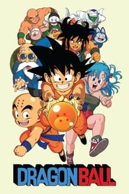 Poster Dragon Ball 1989