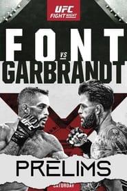 UFC Fight Night 188: Font vs. Garbrandt - Prelims