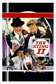 Poster The Sting II 1983