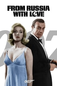 James Bond: Desde Rusia con Amor (1963) Full HD 1080p Latino